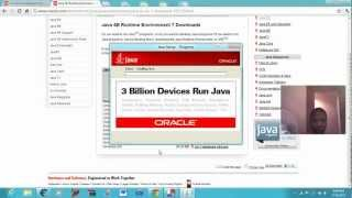 How to Install JRE and JDK for your computer and eclipse