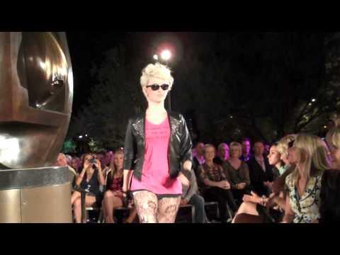 Phoenix Fashion Week Pink Cure Fashion Show