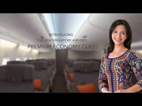 Introducing the New Premium Economy Class | Singapore Airlines