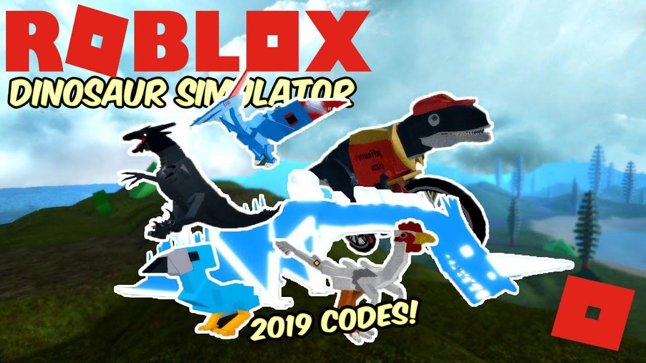 Dino Sim Halloween 2020 Roblox Dinosaur Simulator   DINO SIM 2019 CODES! (For New Players