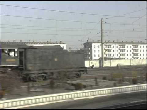 Train to Pyongyang - North-Korea 1