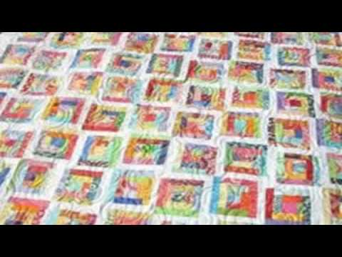 Log Cabin Quilt Design Ideas Easy Quilt Crafts
