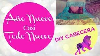 DIY Cabecera con Caja de Cartón | Gitcoh