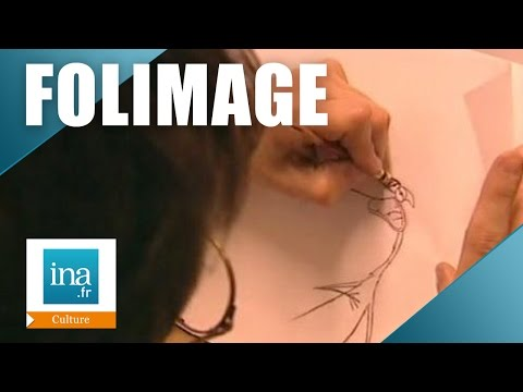 Le studio d'animation Folimage | Archive INA