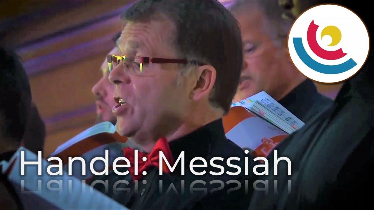 His Yoke Is Easy - Handel's Messiah