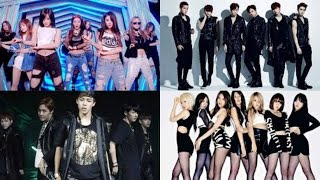 TOP 50 K-POP SONGS OF 2014 [Year End Chart]