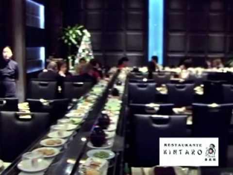 Restaurante Kintaro  Madrid  YouTube