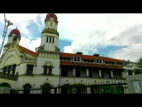 6 Top Tourist Attractions in Semarang Indonesia