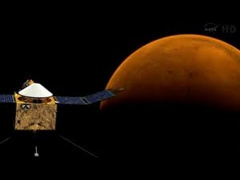Nasa prepares to send Maven spacecraft to Mars