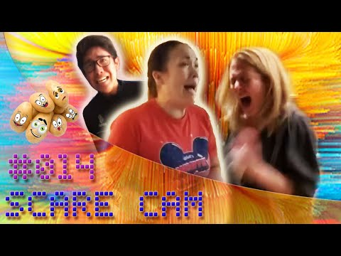 NEW SCARE PRANKS #014! COMPILATION SCARE CAM 2019