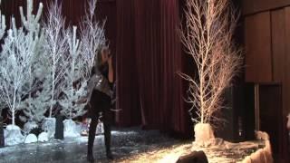 Gospić, Prvi pljesak 2012: Katarina Peraić - Samo probaj (Ivana Radovniković).mp4