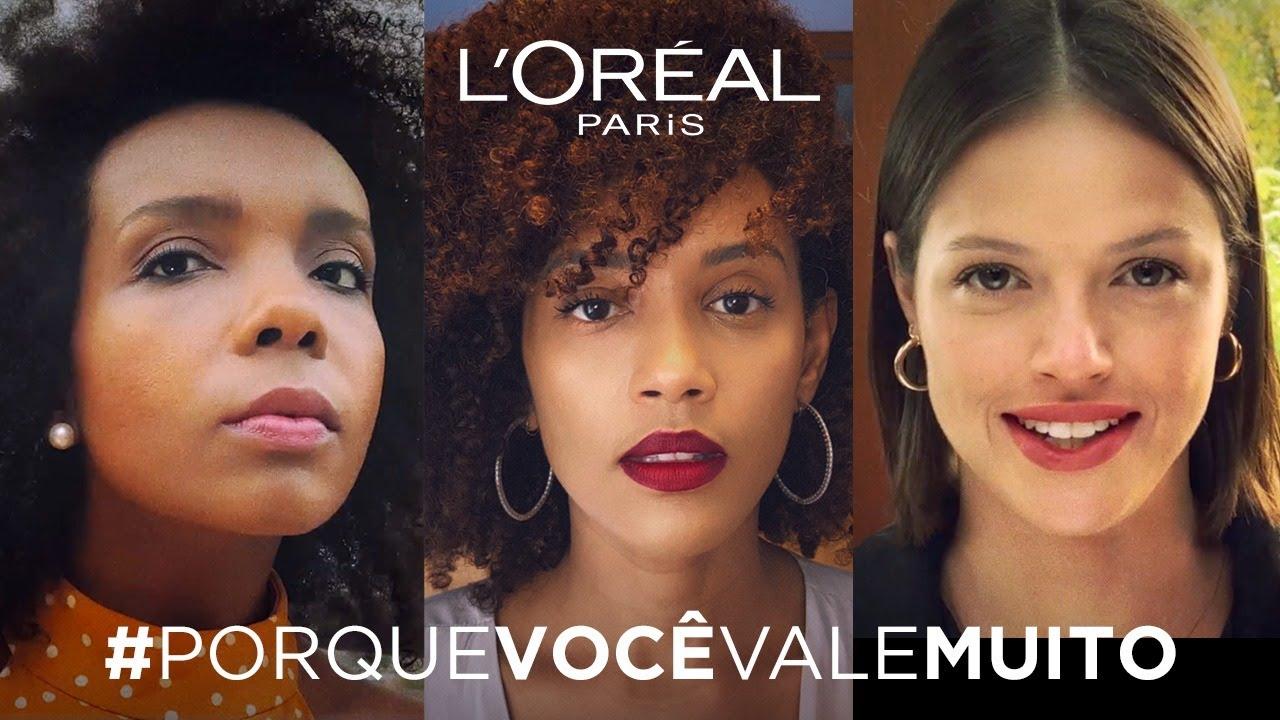 L'Oréal Paris | Vamos juntas? Confira teaser com Tais Araujo, Thelminha e outras mulheres incríveis