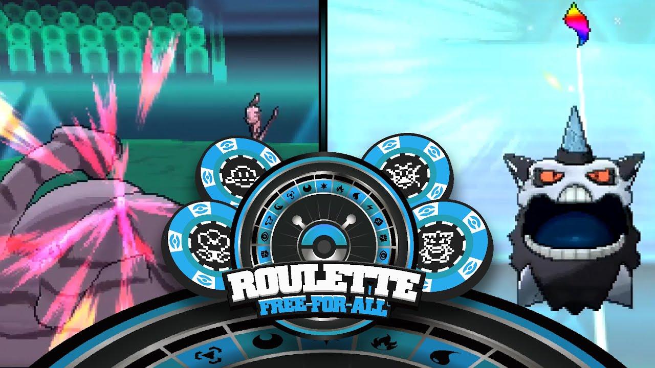 Roulette app pokemon norilsk deposits russia