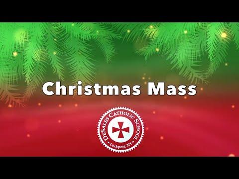DeSales Catholic School Special Pre-Christmas Mass