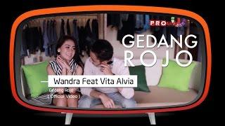 Gambar cover Wandra feat Vita Alvia - Gendang Rojo (Official Music Video)