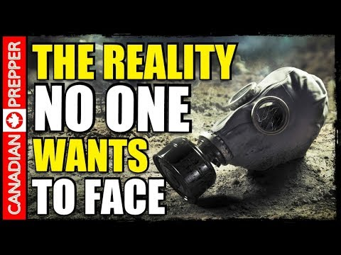 Why Society will Collapse FAST in SHTF: The Pretty Vs the Gritty