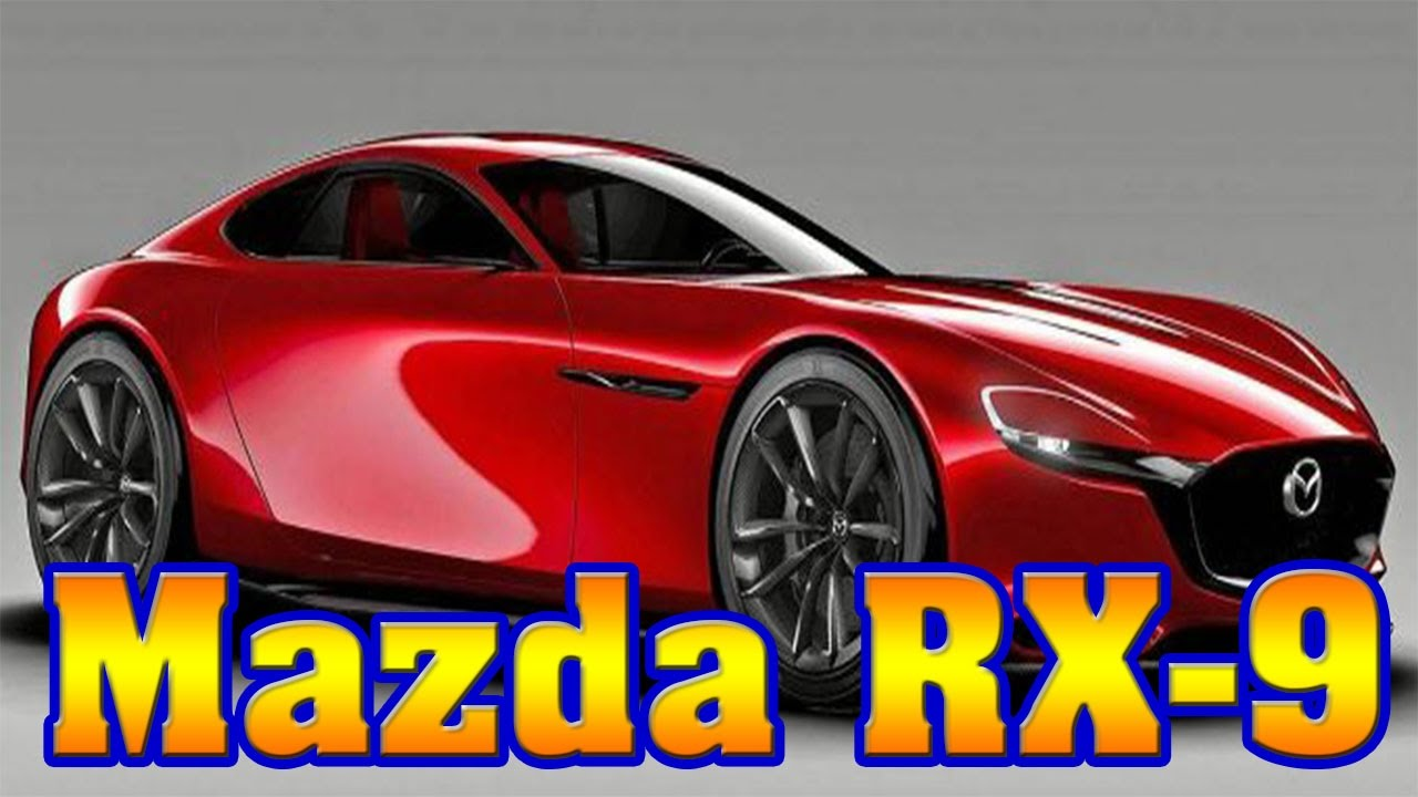 Coupe 2019 Mazda Rx 9 Pictures