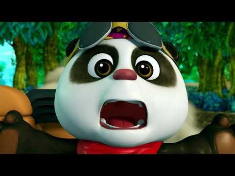 Кротик и Панда -Пульт управления   - серия 38- развивающий мультфильм для детей