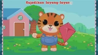LAGU ANAK INDONESIA - LAYANG-LAYANG