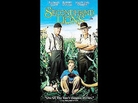 Opening To SecondHand Lions 2004 VHS