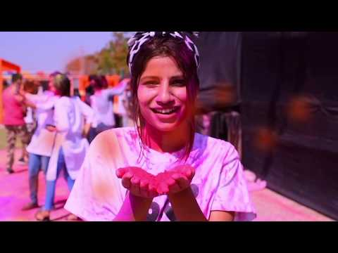 Pune Color Festival 2.0 - Biggest Holi Festival In Pune By Linkin Minds