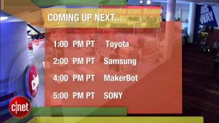 CNET's live coverage from CES 2014 Day 1