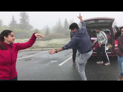 3 Peg Sharry Mann Dance - USA - Acadia national park