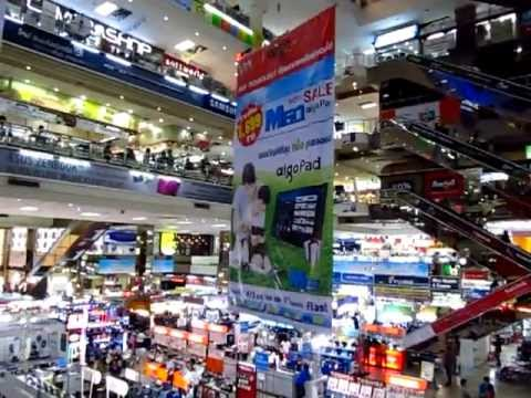 Where to Buy Electronics in Bangkok Pantip Plaza IT Mall Acer Service Center PhilinBangkok.com