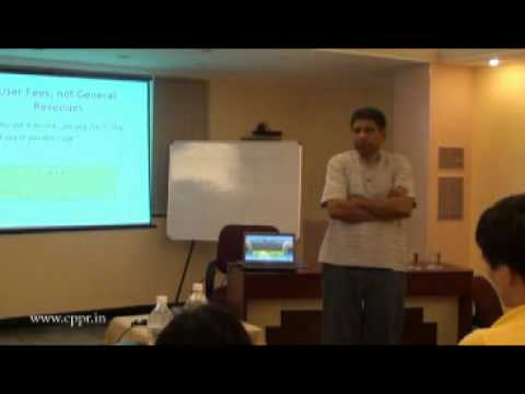 New Public Management by Parth J Shah: CPPR-ACE Summer School