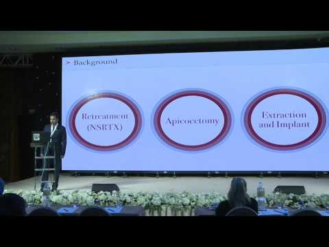 Management of failed Root canal treatment - Dr. Samhan Alajmi