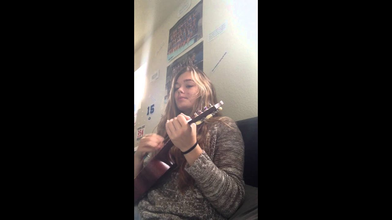 Only Fools Rush In Ukulele Cover Youtube
