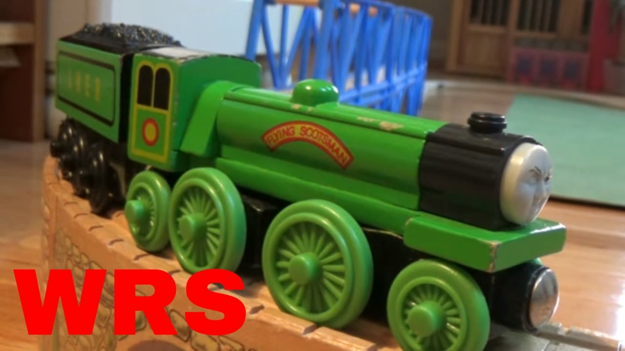 Flying Scotsman Discussion Video Woodenrailwaystudio Thomas Wooden Railway