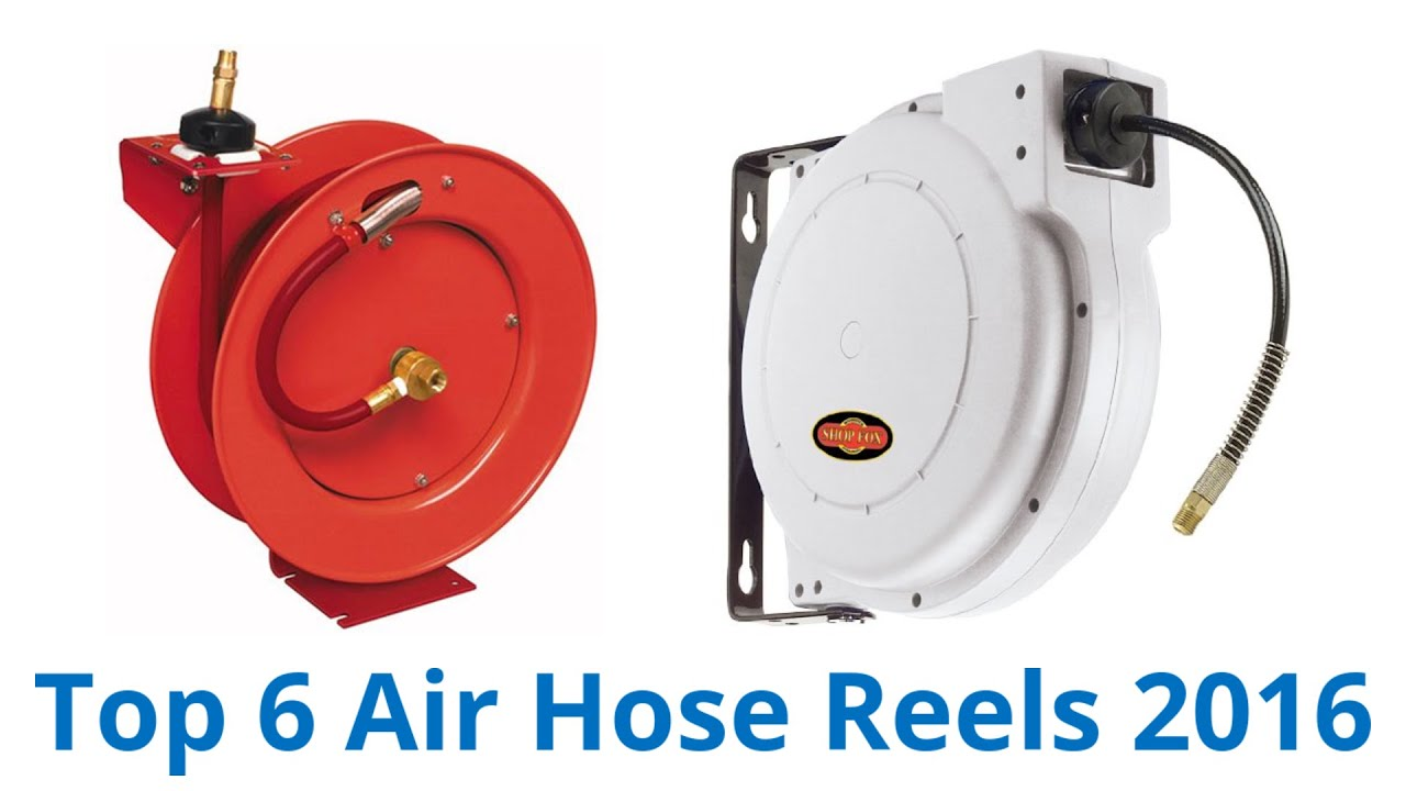 6 best air hose reels - Hose Reels