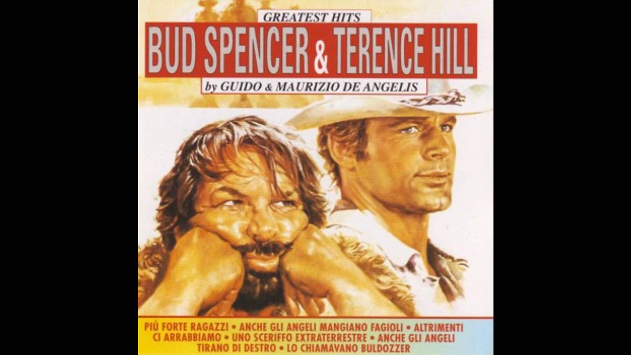 colonna sonore film bud spencer terens hill