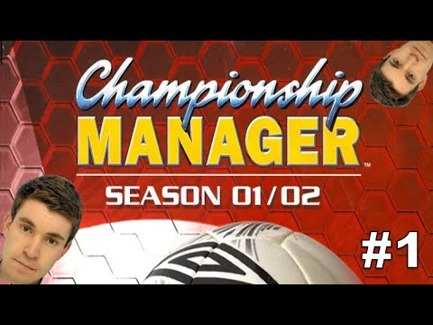 Championship Manager 01/02 - Episode 1