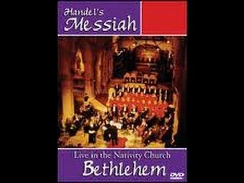 Handel's Messiah Live in the Nativity Church in Bethlehem
