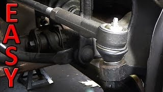 Download How to Change Tie Rods (inner and outer tie rod ends) Mp3 and Videos