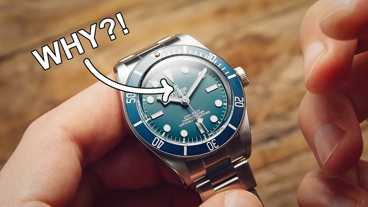 5 Annoying Things About The Tudor Black Bay 58 | Watchfinder & Co.