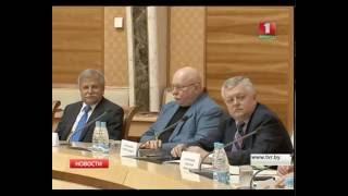 В Национальной библиотеке Беларуси состоялся диалог писателей