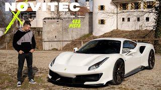 is the Ferrari 488 Pista more aggressive than F8 Tributo? / The Supercar Diaries