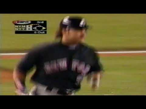 Mike Piazza HR Off Roger Clemens, June 6, 1999