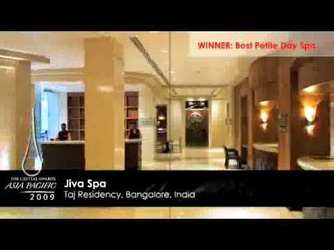 The Crystal Awards Asia Pacific 2009 - Best Petite Day Spa