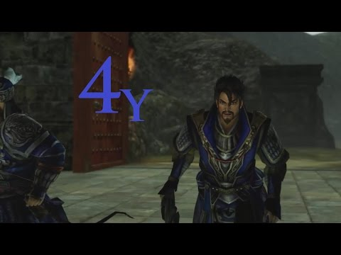 Dynasty Warriors 8 Xtreme Legends Wei Walkthrough Part 4y: Battle of Puyang