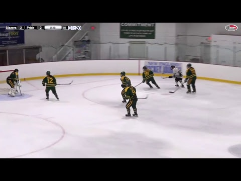 JWHL Balmoral vs Washington U-19