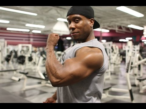 how to build massive biceps and triceps