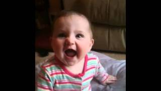 Video Cute funny 6 month baby Lucy pulling angry faces download MP3, 3GP, MP4, WEBM, AVI, FLV Juli 2018