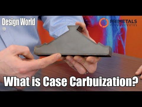 Case carburisation