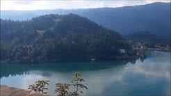 Slovenia tourism: Lake Bled - озеро Блед - Bleder See - Bled järvi