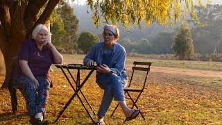 Guest Testimonial about their Spiritual Journey at Shalem - Michelle and Barbara