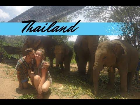 Traveling Thailand • GoPro hero 4